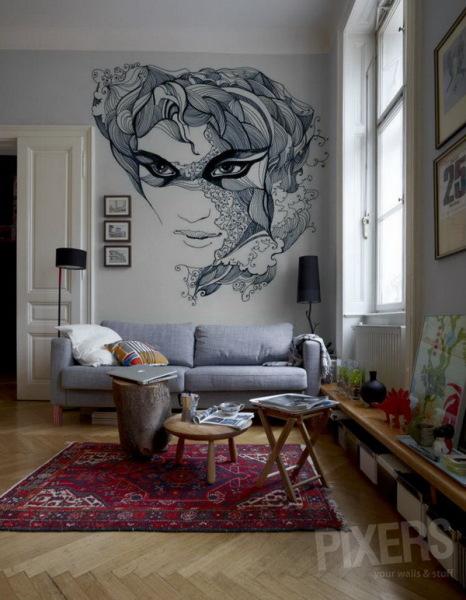 современные фрески фото 17 (466x600, 225Kb)