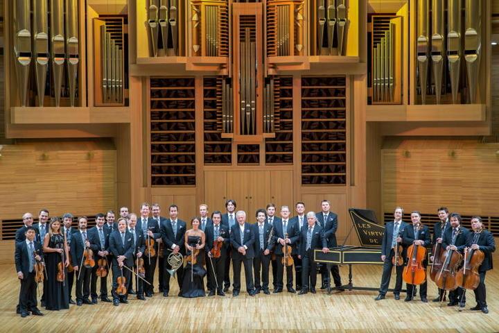 «Виртуозы Москвы» откроют юбилейный сезон в Доме музыки
