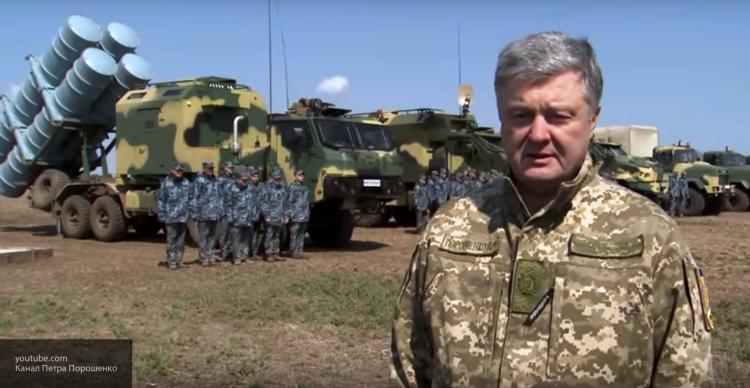 Порошенко заявил, что Украина создала «одну из сильнейших армий Европы» новости,события,политика