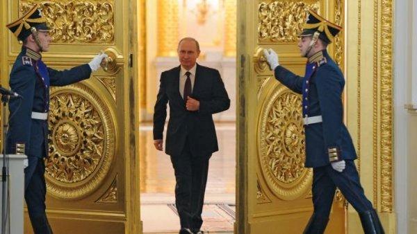 Владимир Путин спасет нас всех