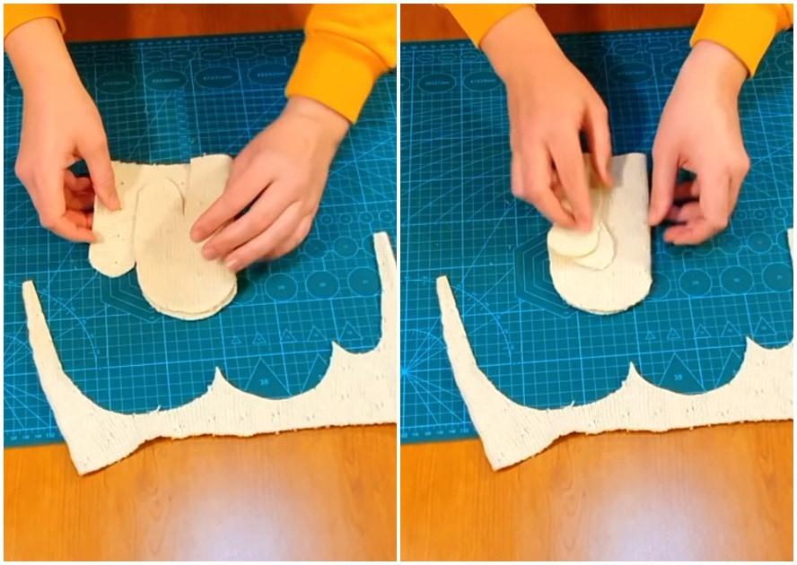 Мастерица хотела выкинула старую кофту, но придумала 3 креативные вещи из неё одежда,переделки,рукоделие,своими руками,сделай сам