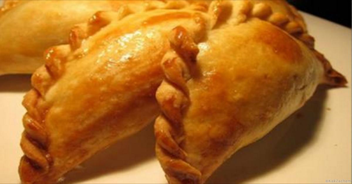 Знаменитые караимские мясные пирожки