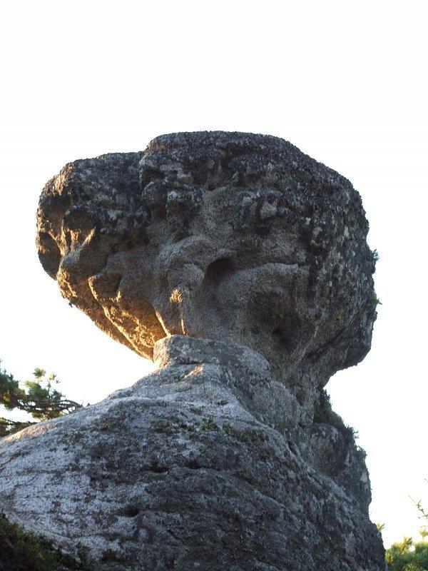Амурские столбы - следы войны Богов?