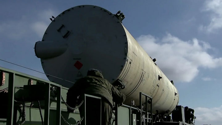Новая российская противоракета будет коршуном падать на вражеские спутники