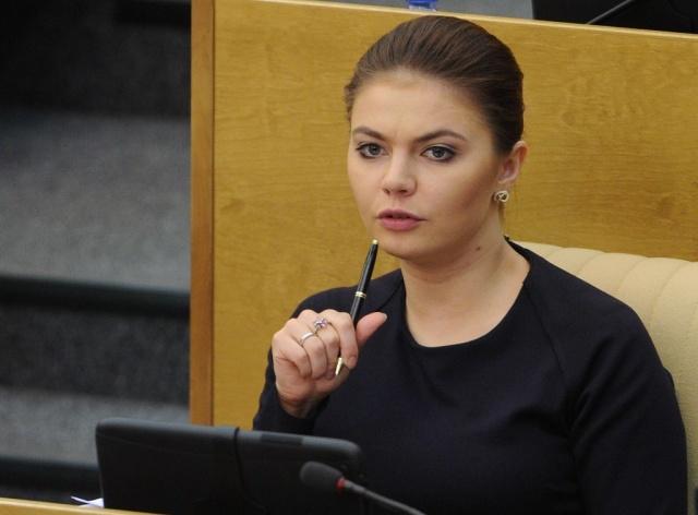 СМИ: Экс-гимнастка Алина Кабаева родила двойню дети,Кабаева,общество,Путин,россияне,слухи