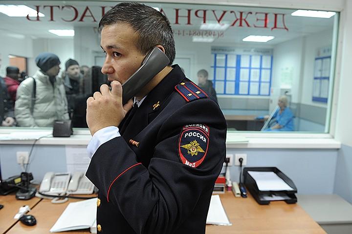 В центре Москвы мужчина обстрелял полицейских из боевого пистолета