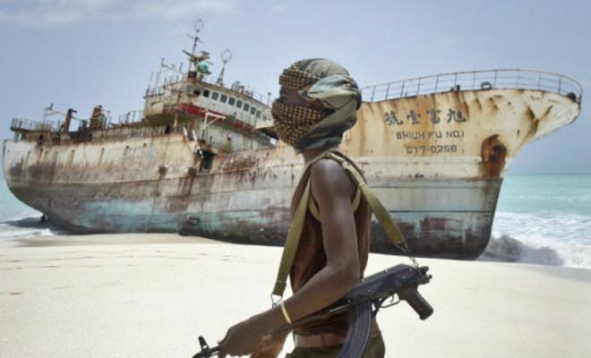 Заработки сомалийских пиратов: сколько платили за корабли
