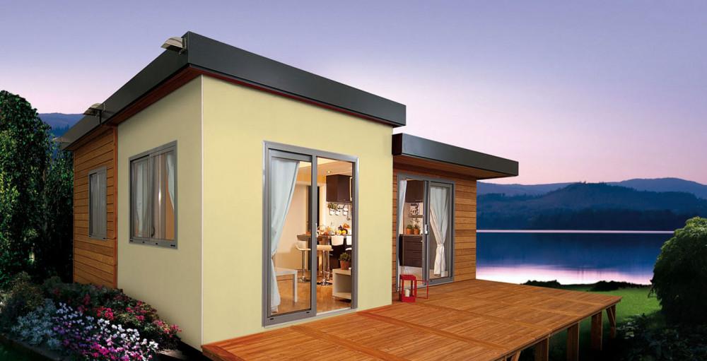 5 причин, почему маленький загородный дом лучше большого