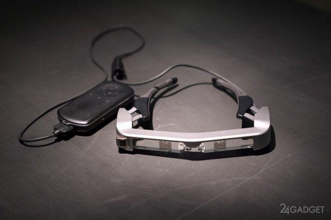 Театр разработал полезные смарт-очки с субтитрами (7 фото)