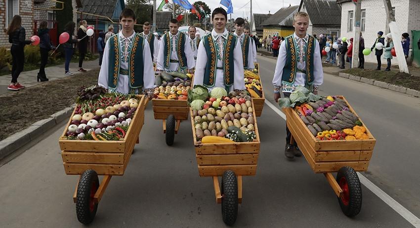 Белорусы оказались счастливе…