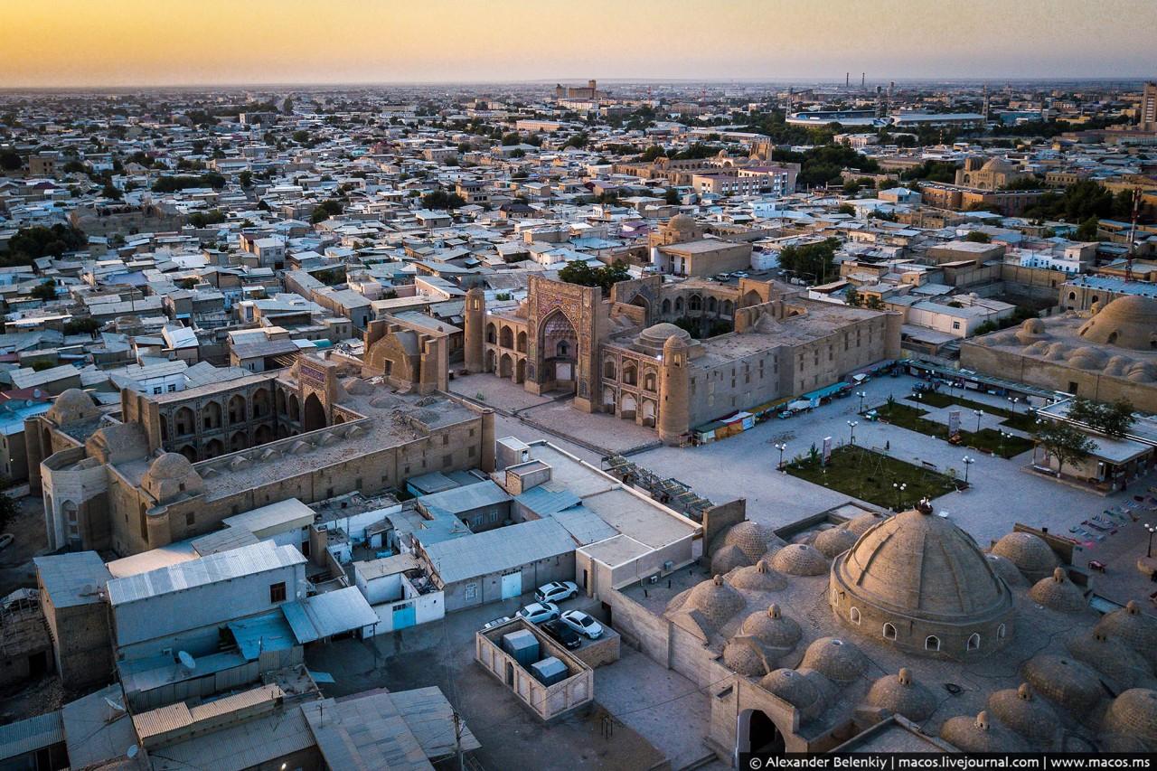 Бухара. Лучшее место в Узбекистане