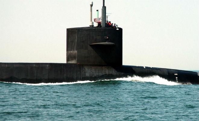Самая скрытная субмарина на планете