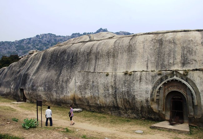 Бомбоубежища древней Индии