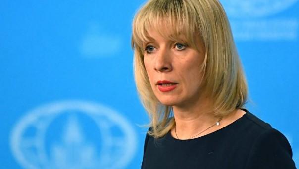 """Захарова ответила на слова Макаревича о """"злобных дебилах"""""""