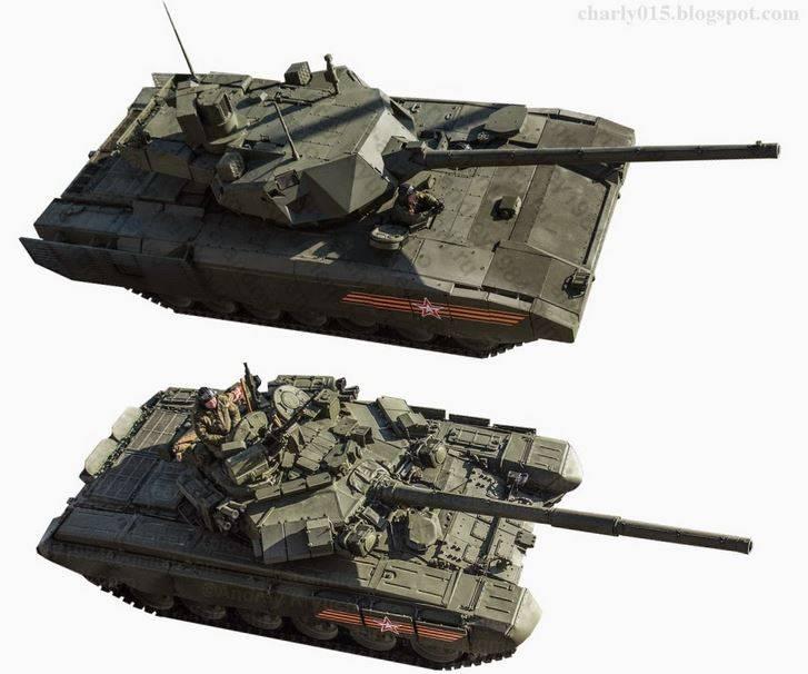 Надо ли устанавливать на «Армату» башню Т-90М?
