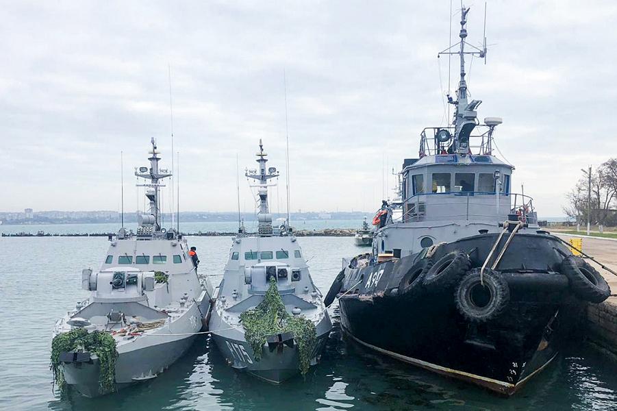В Киеве реализм? «У нас не так много морских судов для того, чтобы мы могли их так раздавать»