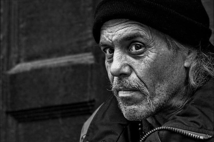Случайная встреча много лет спустя изменила жизнь бездомного