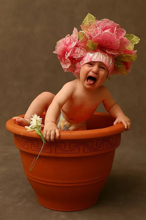 Дети — цветы жизни? Прополка…