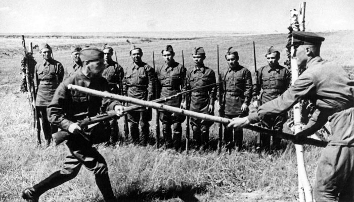 Штыковая атака: почему русские были лучшими в этом деле