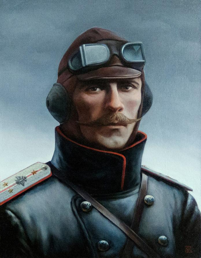 Первый русский лётчик-ас — Александр Казаков