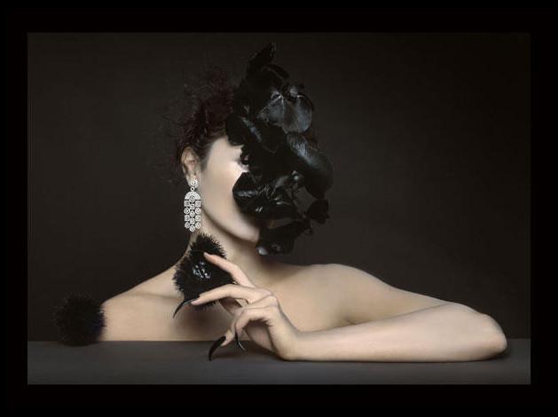 Фотографии Brigitte Niedermair. Креативные фотографии иногда выглядят жутко, но что тут поделаешь - искусство требует жертв!