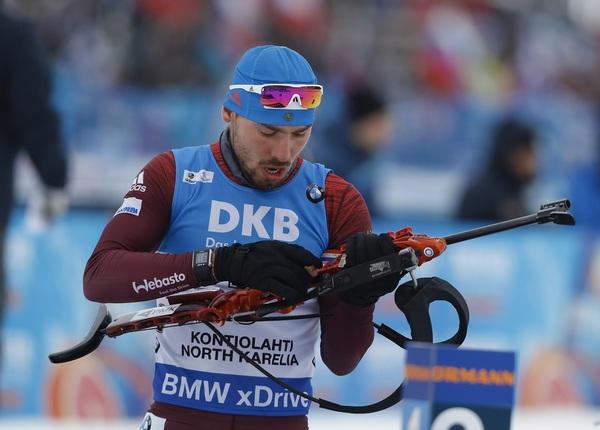 Биатлонист Антон Шипулин объ…