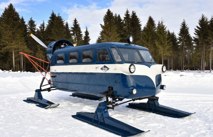Советские аэросани «Ка-30»: машины, которые могли пройти по любому бездорожью и в крайне суровых условиях
