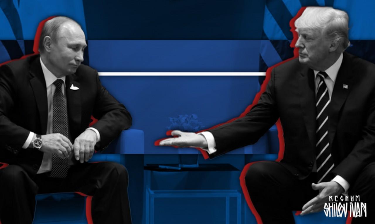 Сретенье Трампа с Путиным может потрясти весь мир