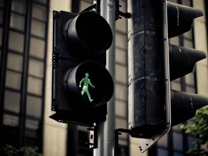 Умный пешеход. История из жизни, которая вызывает гордость за наших детей история,прикол,юмор