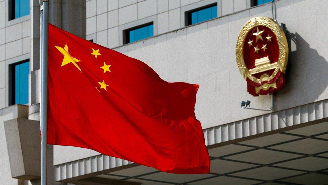 Китай отказался от визита в США из-за санкций