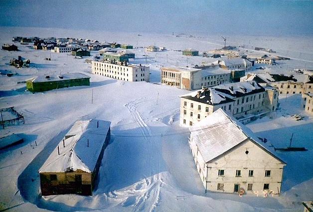 10 самых жутких российских городов-призраков