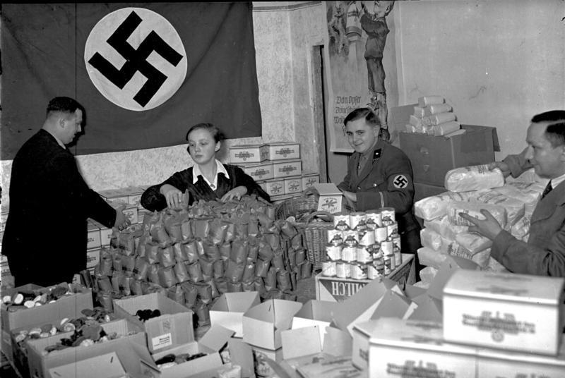 Будни Третьего рейха
