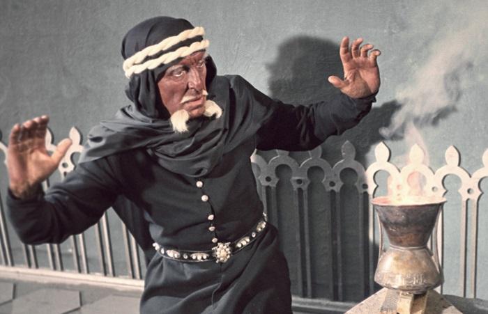 Детали фильма «Волшебная лампа Аладдина», которые замечают только взрослые зрители