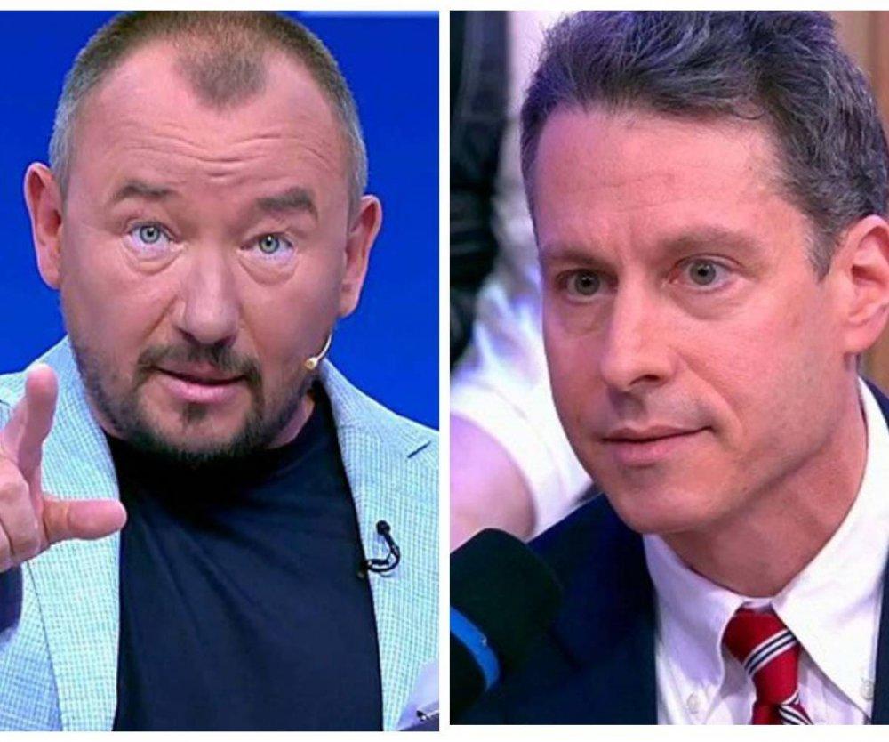 """Шейнин ответил на призыв Бома """"привыкнуть"""" к НАТО в Черном море новости,события, политика"""