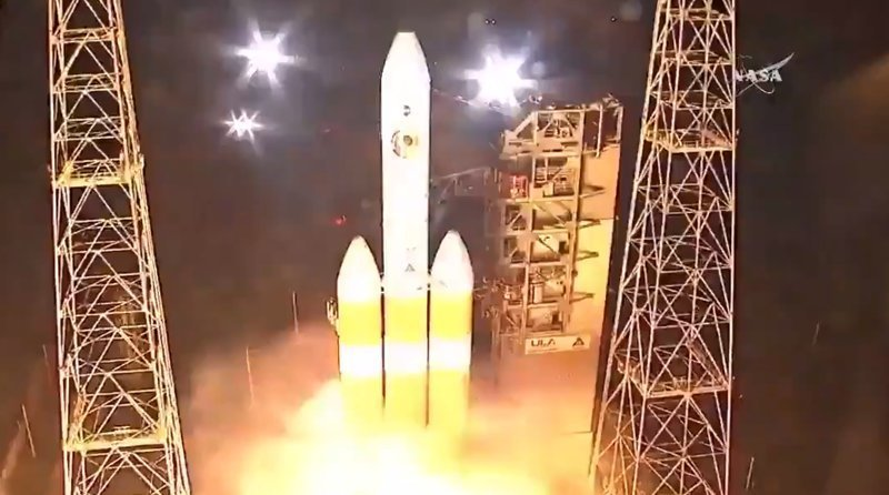 НАСА запустило солнечную миссию