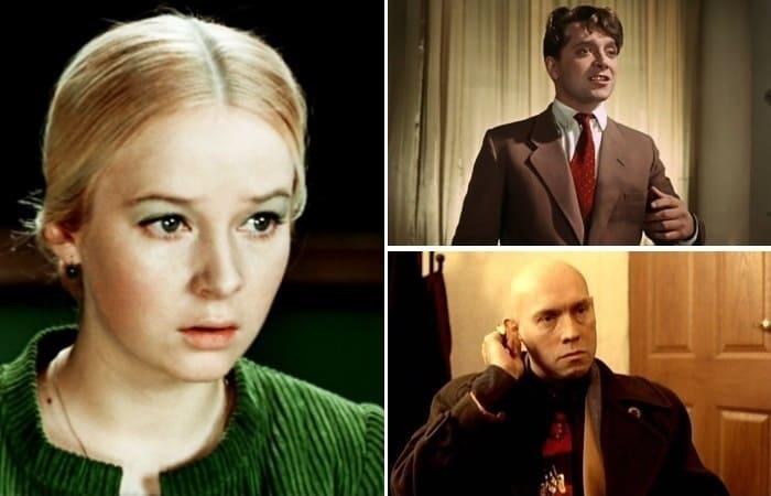Актеры, которым приходилось обращаться за помощью к психиатрам