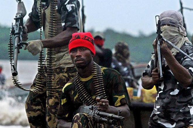 Сомалийские пираты напали на корабль и наткнулись на морпехов