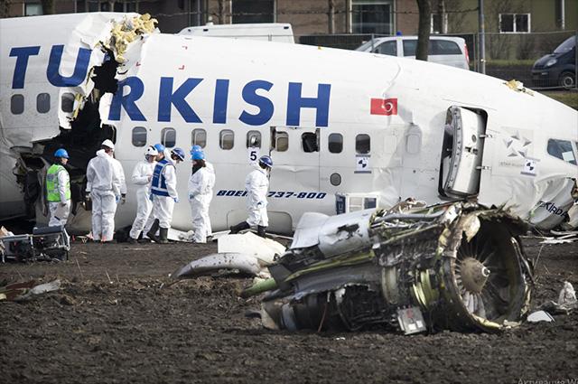Десятилетние проблемы с Boeing 737: новые подробности авиакатастрофы под Амстердамом в 2009 году геополитика