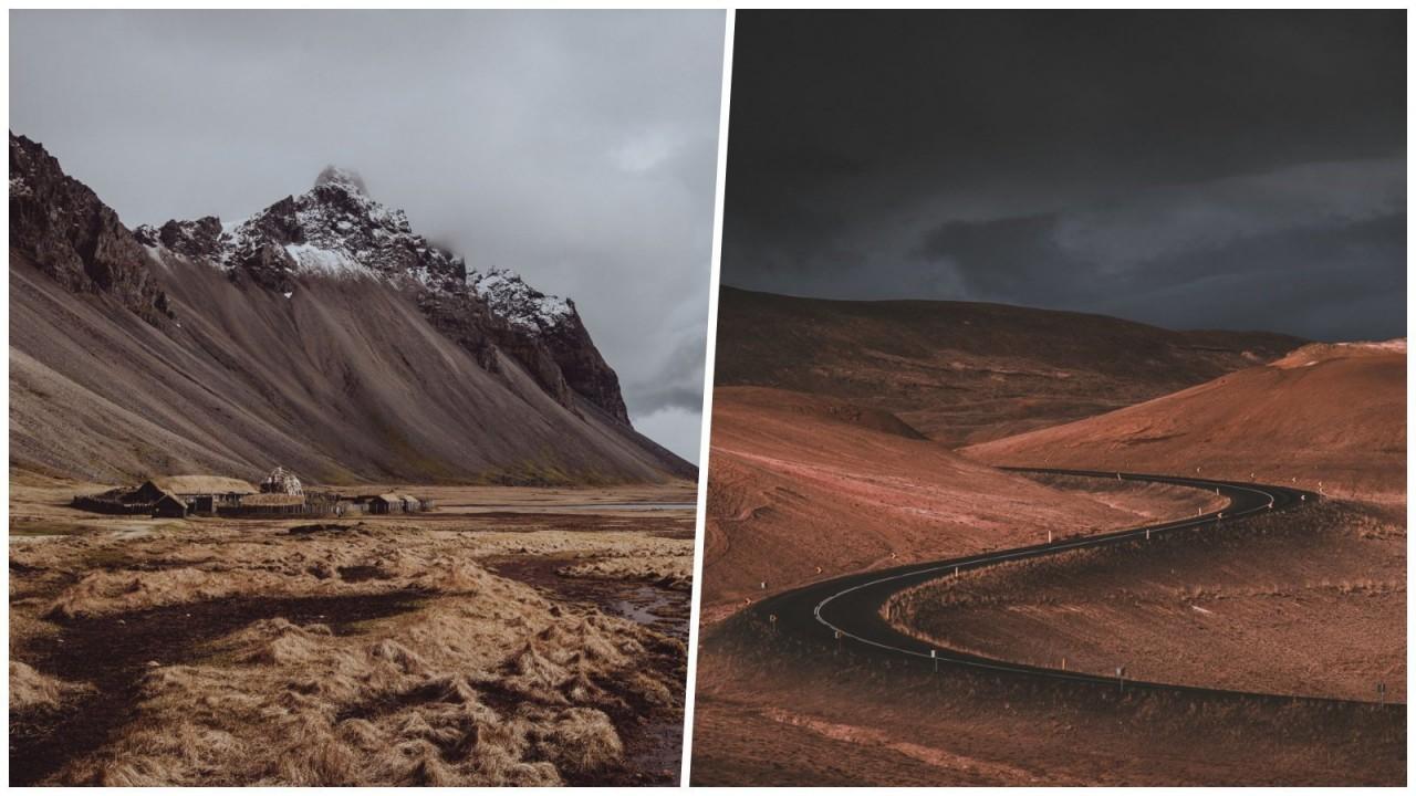 Холодная и величественная Исландия в объективе немецкого фотографа