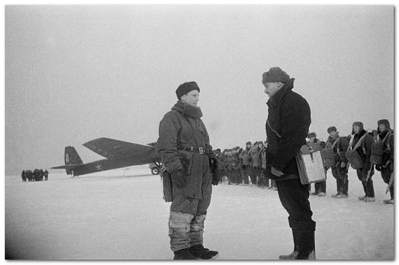 Как 400 советских десантников в декабре 1941 заперли немецкие армии в городе Клин