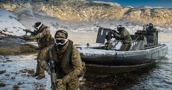 США столкнутся в Арктике с более серьезным противником чем Русские новости,события