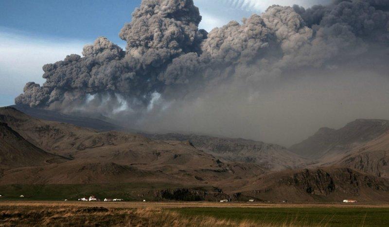 Ученые бьют тревогу: просыпается гигантский вулкан Катла в Исландии ynews, вулкан, вулканы, извержение вулкана, исландия, новости, предупреждение, происшествия