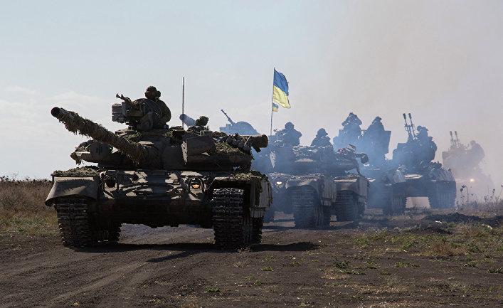 Танкового наступления нет — в ДНР опровергли информацию об атаке ВСУ