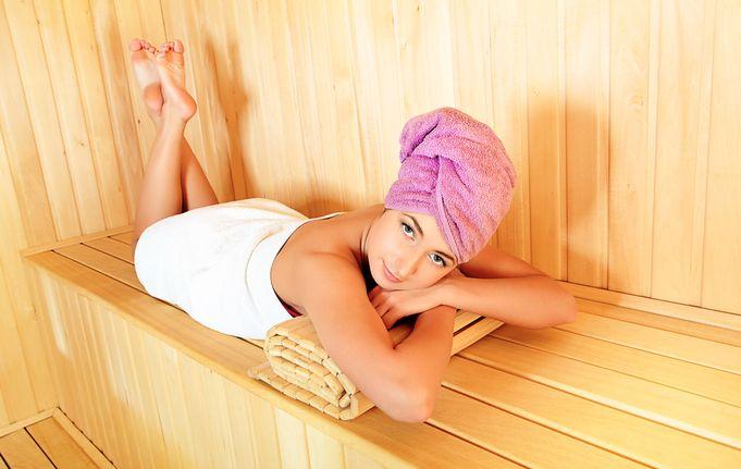 Похудение бассейн баня