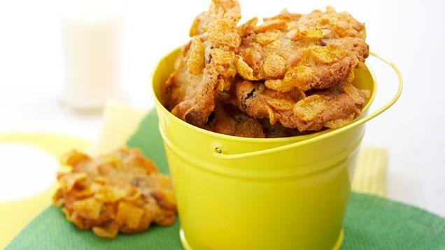 Печенье из кукурузных хлопьев: что, как и почему стоит приготовить?