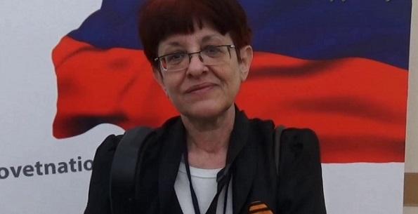 Очередную защитницу «русского мира» пытаются депортировать наУкраину