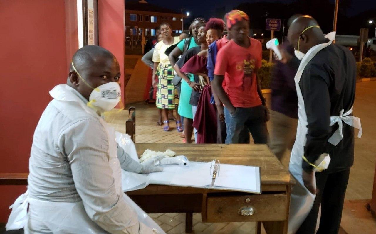 Угандовская медицина