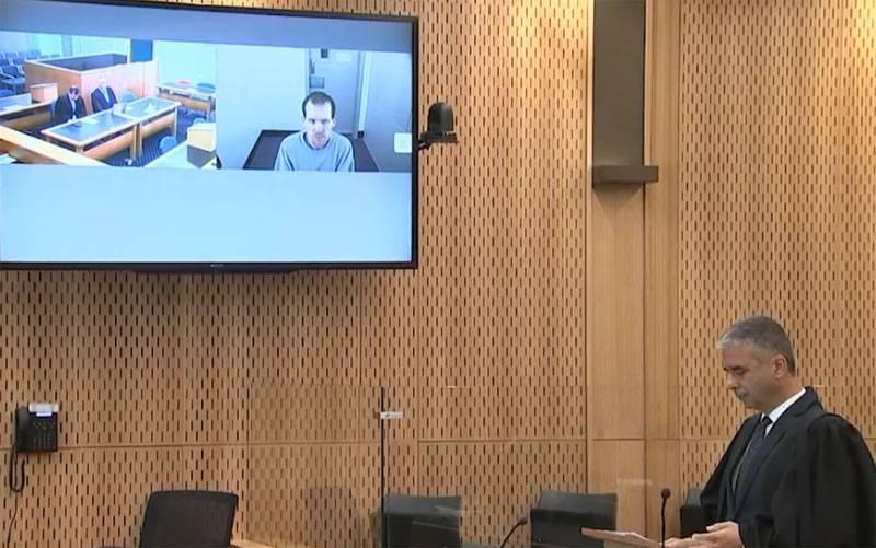 В Новой Зеландии начался суд по делу о прошлогоднем теракте в мечетях Крайстчерча