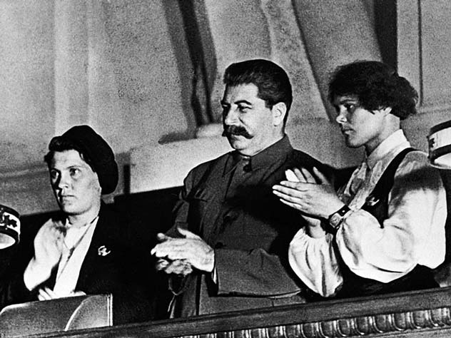 Из дневников Корнея Ивановича Чуковского о Сталине