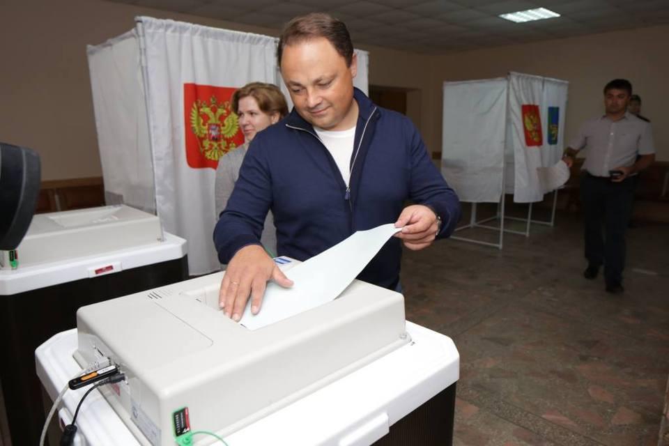 Экс-мэр Владивостока надеетс…